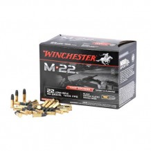 Cartouches 22LR Winchester M22