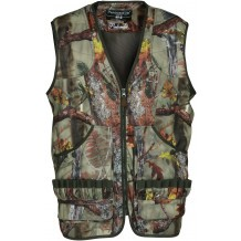 Gilet de chasse Percussion Palombe GhostCamo Forest