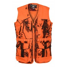 Gilet de chasse Percussion Stronger GhostCamo B&B
