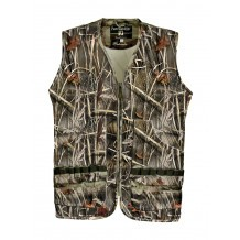 Gilet de chasse Percussion Palombe GhostCamo Wet