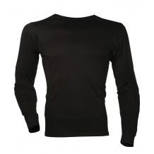 Sweatshirt thermique Percussion Megadry Noir