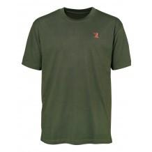 Tee-shirt de chasse Percussion brodé Logo