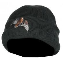 Bonnet de chasse brodé Bécasse Somlys 2462