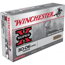 Cartouche Winchester / cal. 30-06 - FMJ 147 gr