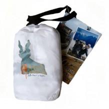 Sursac blanc pour sacs à dos Markhor 35 / 55 L