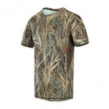 Tee-shirt de chasse Stagunt Orset SS Reeds Shadow
