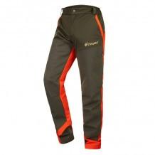 Pantalon de traque Stagunt Wildtrack Orange - Vert
