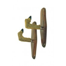 Porte-fusil pattes de chevreuil / 1 arme