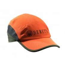 Casquette de chasse Beretta WP Pro - Orange & Vert