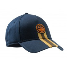 Casquette de chasse Beretta Corporate Striped - Bleu
