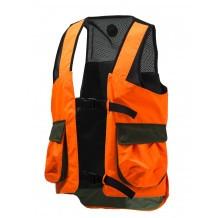 Gilet de chasse Beretta Thorn Resistant Game Bag - Vert & Orange