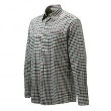 Chemise de chasse Beretta Wood Plain Collar - Ecru