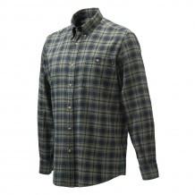 Chemise de chasse Beretta Wood Flannel - Vert