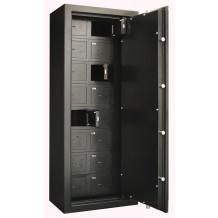 Armoire forte Infac Collectivité C20T16 / 16 compartiments