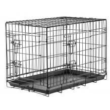 Cage de transport pour chien / Taille M
