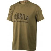 Tee-shirt de chasse Härkila Olive