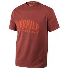 Tee-shirt de chasse Härkila Brique