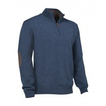 Pull de chasse Club Interchasse Winsley - Bleu - Taille L
