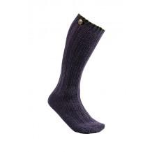 Chaussettes de chasse Club Interchasse Natun C - Violet