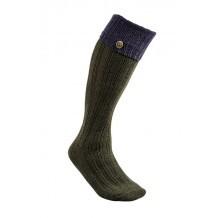 Chaussettes de chasse Club Interchasse Natun L - Violet