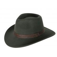 Chapeau de chasse Ligne Verney-Carron Woolchap / Kaki - Taille L