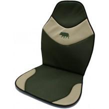 Couvre siège brodé