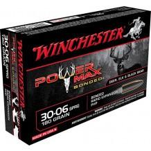 Cartouche Winchester / cal. 30-06 - Power Max 11,7 g