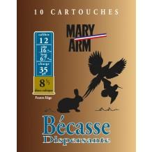 Cartouche Mary Arm Bécasse dispersante / Cal. 12 - 35 g