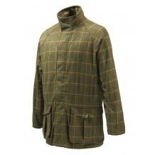 Veste de chasse Beretta St James - Tweed Vert & Jaune