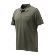 Polo de chasse Beretta Corporate - Vert