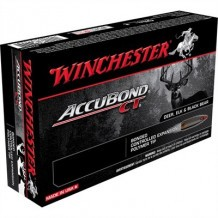 Cartouche Winchester / cal. 270 WSM - Accubond 9,07 g