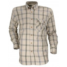 Chemise chasse Percussion Rambouillet / Ecru