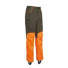Pantalon de chasse ProHunt WP Rapace Orange - Kaki