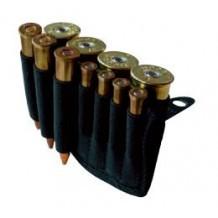 Insert pour pochette munitions Niggeloh / 3 balles + 4 balles + 4 cartouches