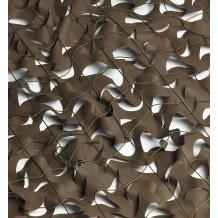 Filet de camouflage Stepland réversible renforcé 5 m