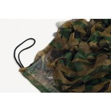 Filet de camouflage Stepland Ghost double épaisseur 4 m