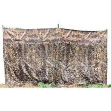 Affût de camouflage 3 piquets réglables Stepland 3 m