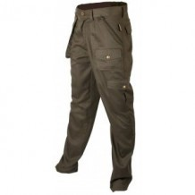 Pantalon de chasse chaud multipoches Treeland T658 - Taille 48