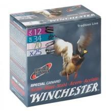 Pack 150 cart. Winchester Spécial Canard / Cal. 12 - 34 g