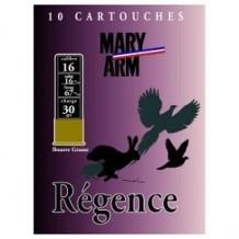 Cartouche Mary Arm Régence 16 / Cal. 16 - 30 g
