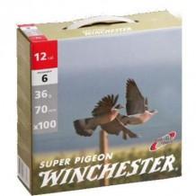 Pack 100 cart. Winchester Super-Pigeon / Cal. 12 - 36 g
