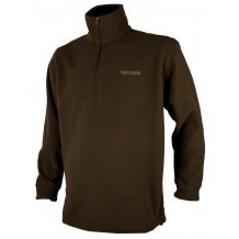 Sweat polaire Treeland Marron T297