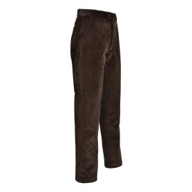 Pantalon de velours Percussion Country Marron