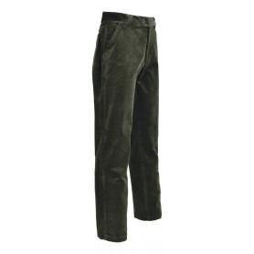 Pantalon de velours Percussion Country Kaki - Taille 38