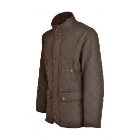 Veste matelassée Percussion Stalion Marron