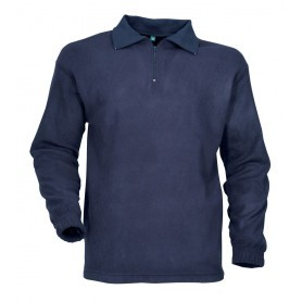 Chemise chasse Percussion F1 polaire Marine