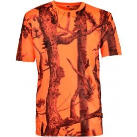 Tee-shirt de chasse Percussion GhostCamo B&B