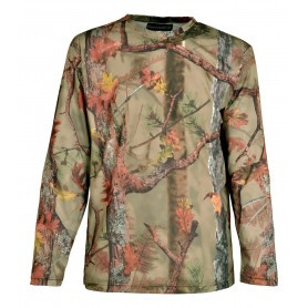 Tee-shirt Percussion ML GhostCamo Forest