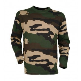 Tee-shirt de chasse Percussion ML Camo