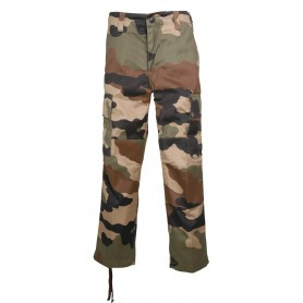 Pantalon Enfant Percussion BDU Camo